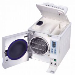 Autoclave clasee b open